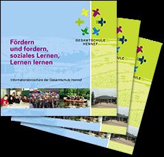 Broschüre der GE Hennef